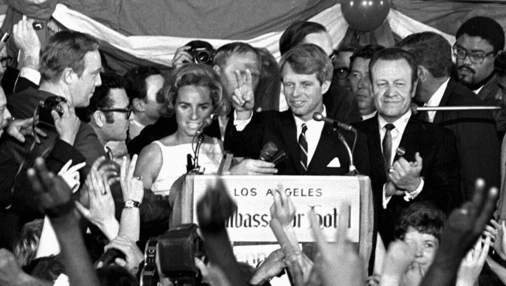 Η δολοφονία του Bobby Kennedy πριν δώσει τη μεγαλύτερή του μάχη για τα δικαιώματα στην Αμερική