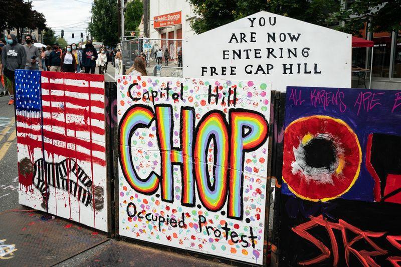 Capitol Hill Autonomous Zone: Μπορεί να υπάρξει μια περιοχή χωρίς τη δράση της αστυνομίας;