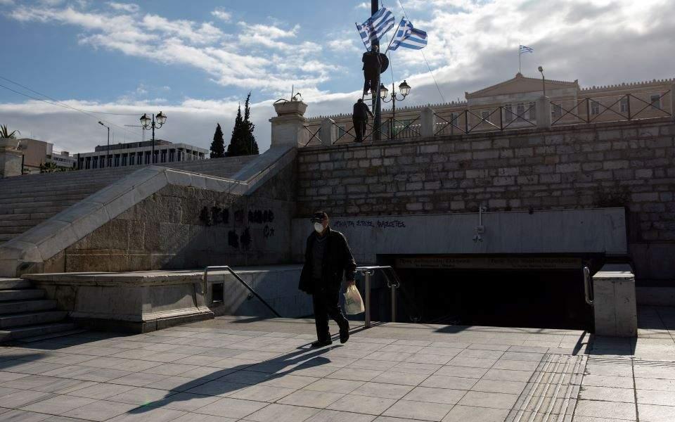 Financial Report: Αρνητική προσαρμογή για το ελληνικό Χρηματιστήριο που τηρεί στάση αναμονής