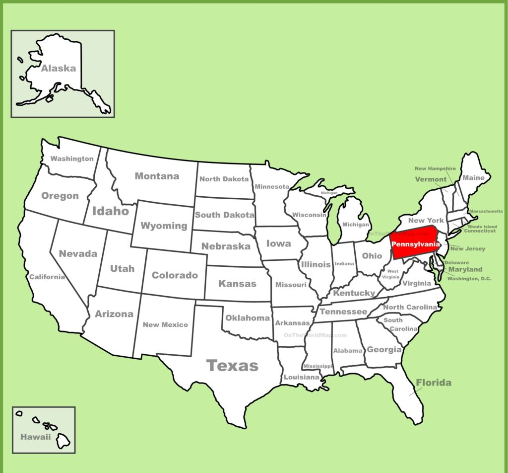 Pennsylvania: Η «Πολιτεία της Ανεξαρτησίας»