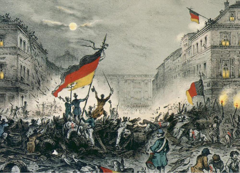 1848: Έτος επαναστάσεων