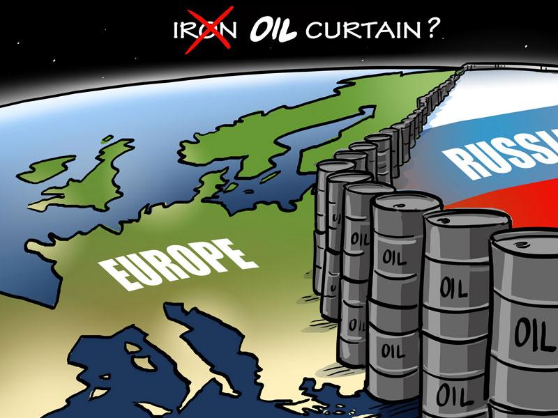 Η ενεργειακή εξάρτηση της Ευρωπαϊκής Ένωσης από την Ρωσία