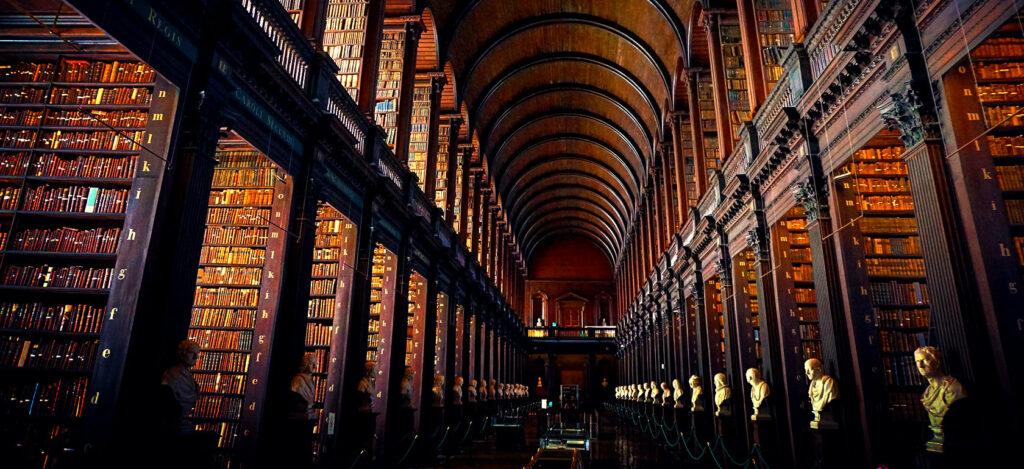 Τέσσερις σημαντικές βιβλιοθήκες με κριτήρια την αρχιτεκτονική και τις συλλογές τους
