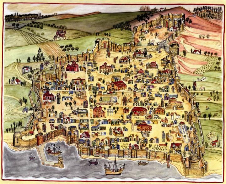 Αποτέλεσμα εικόνας για Άλωση θεσσαλονίκης 1430
