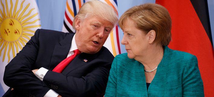 ΗΠΑ – Γερμανία: Στο πεδίο του ΝΑΤΟ