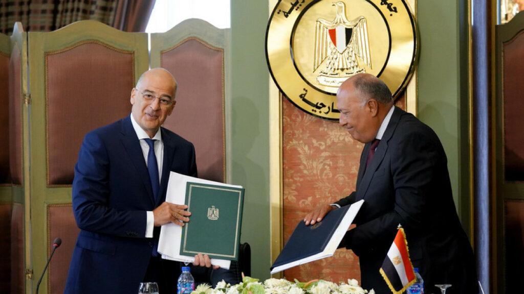 Συμφωνία Ελλάδας – Αιγύπτου: κίνηση ματ ή «οδυνηρός συμβιβασμός»;