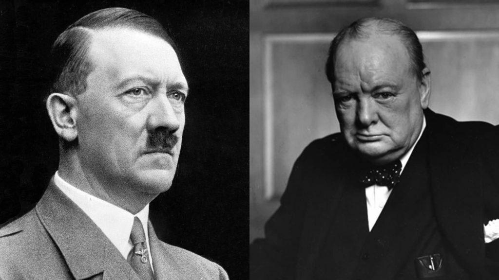 Τσόρτσιλ εναντίον Χίτλερ: Όταν η δημοκρατία νικάει τον ναζισμό