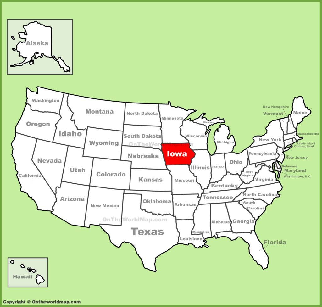 Iowa: Η Πολιτεία που εκκινεί τις εκλογές