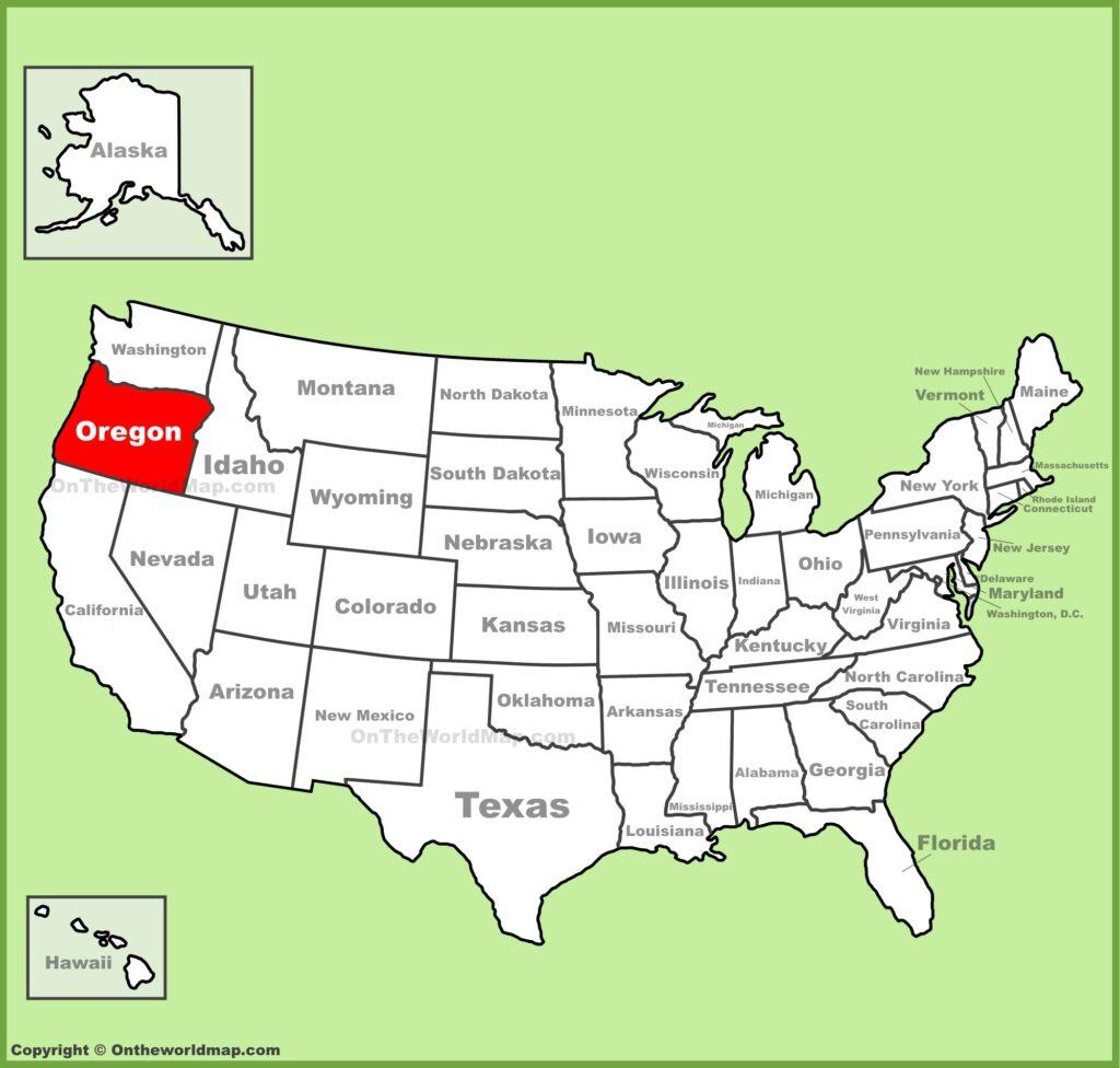 Oregon: «Μια Ειρηνική Δημοκρατία»