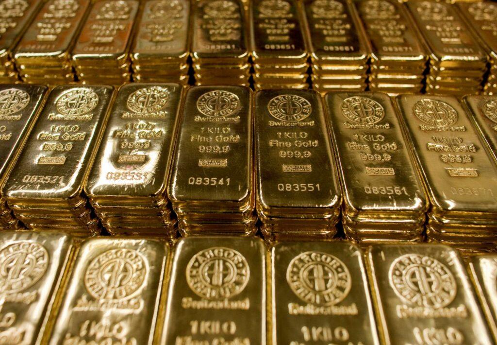 Η εντυπωσιακή άνοδος του χρυσού