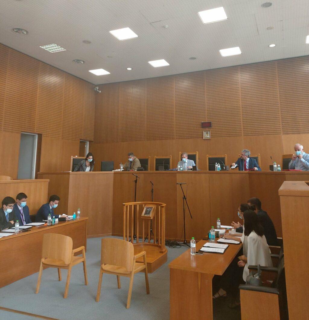 6ος Εθνικός Διαγωνισμός Εικονικής Δίκης: Ποινική Δικαιοδοσία, η ανασκόπηση