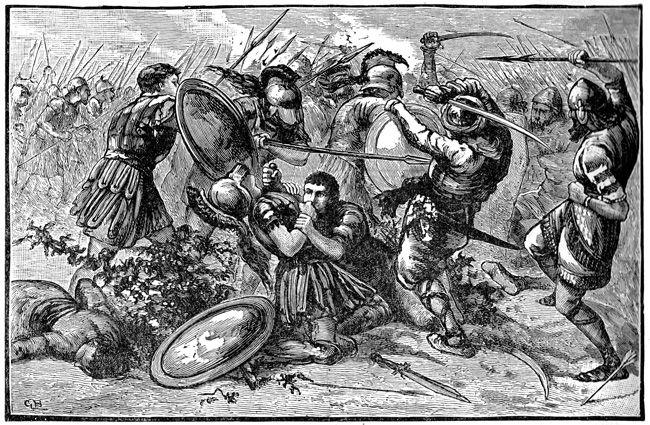 Αναφορά στην Ιωνική Επανάσταση (499 π.Χ.)