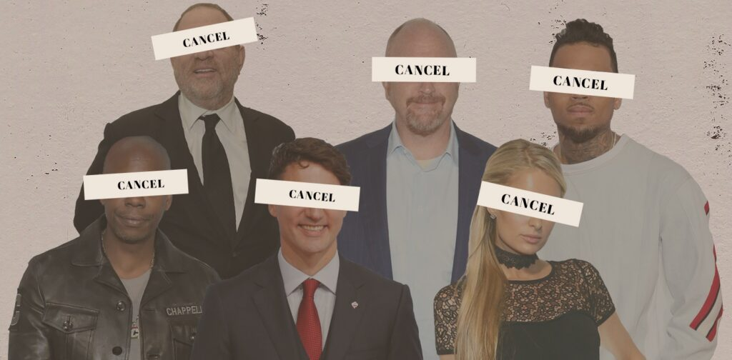 Cancel Culture: A different kind of pandemic