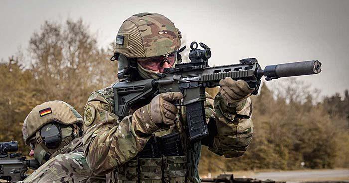 The Assault Rifle Saga of the Bundeswehr