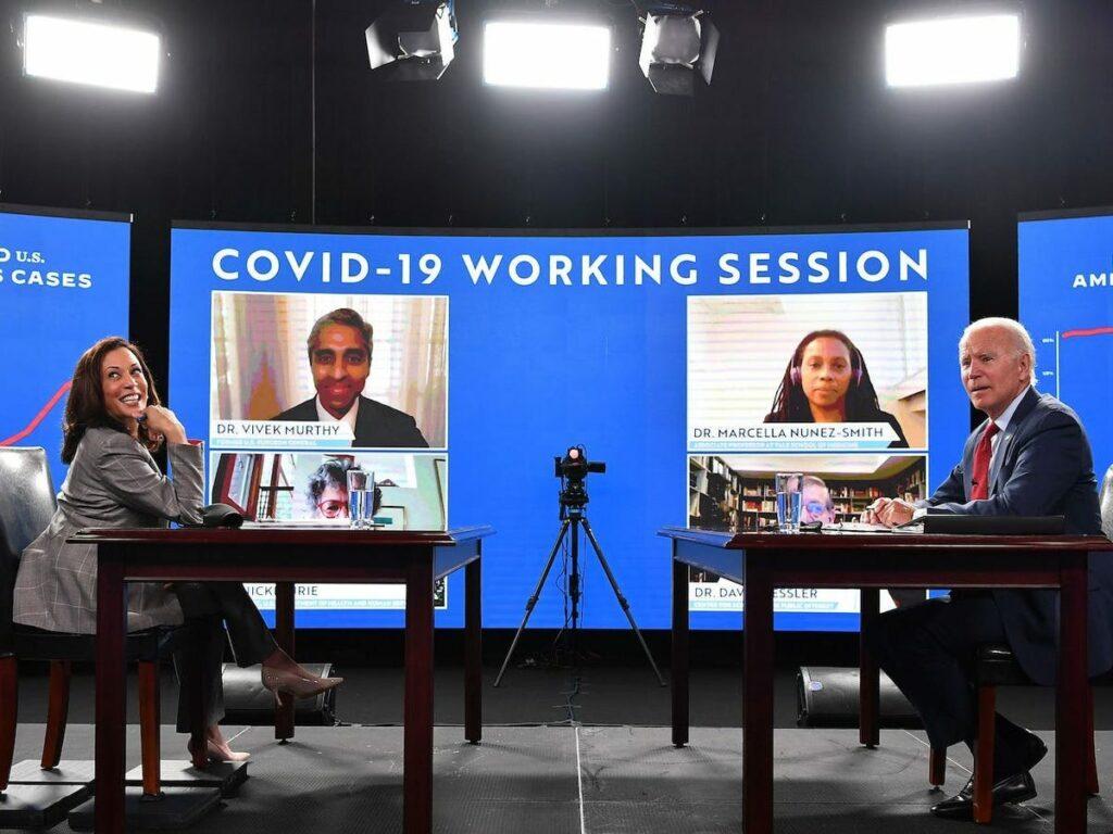 Could Joe Biden lead the Global Covid-19 Response?
