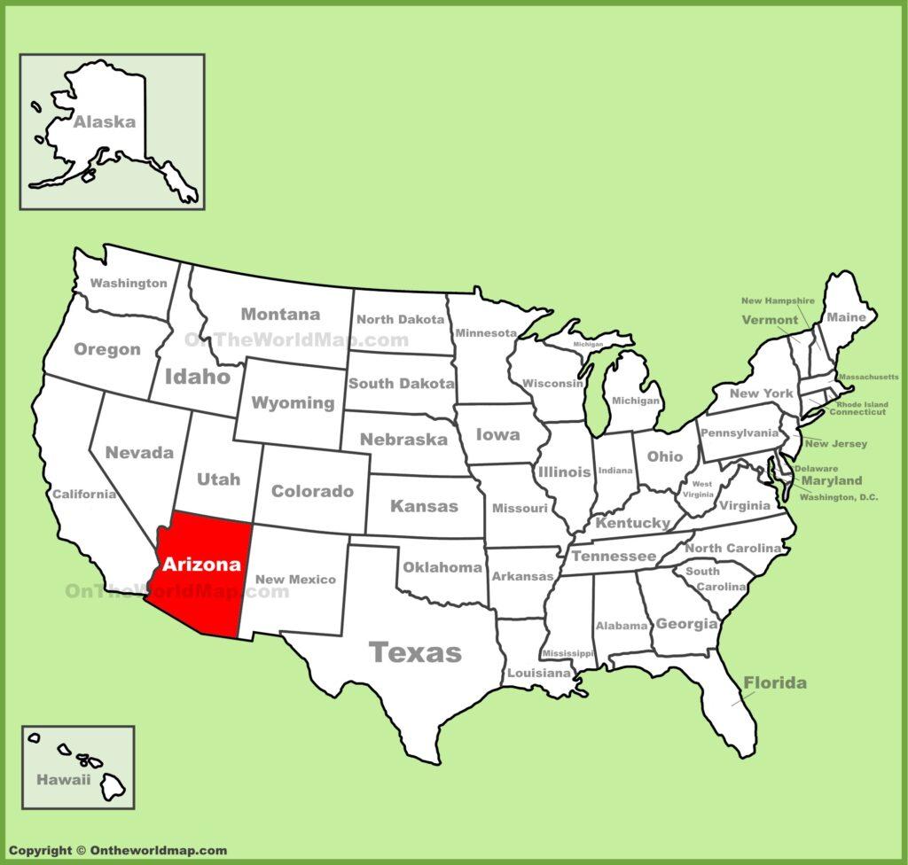 Arizona: Μια «συντηρητικά» παράξενη Πολιτεία