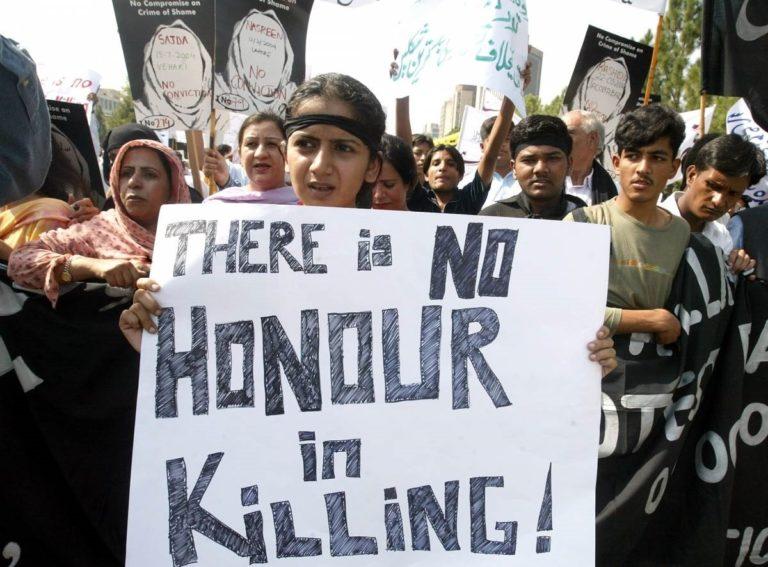 Εγκλήματα «τιμής»