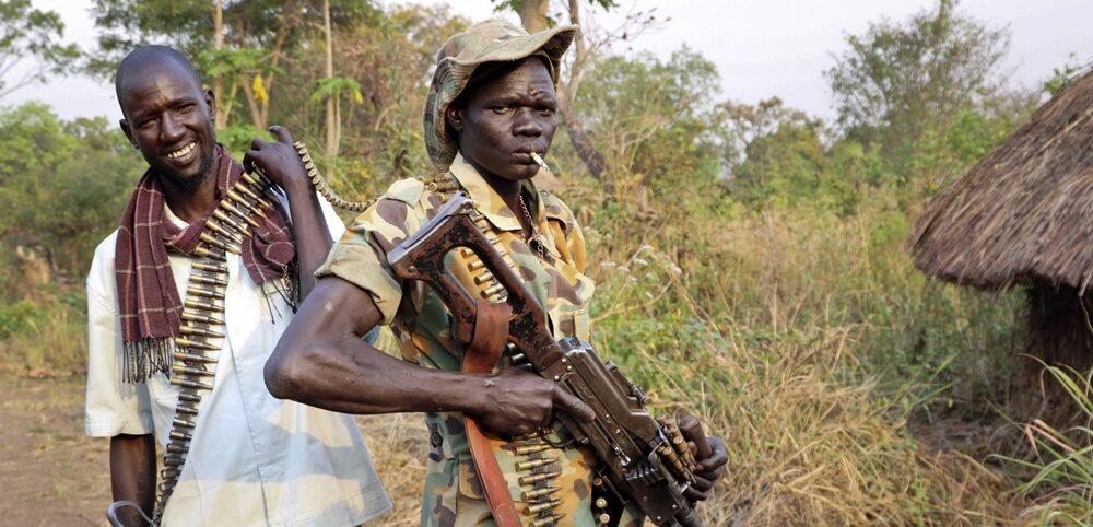 Η πολιτική οικονομία του Νοτίου Σουδάν: η εμβρυώδης σχέση στρατού και κυβέρνησης