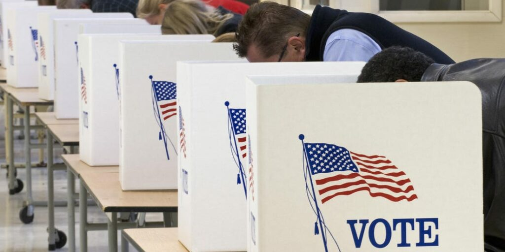 Οι αναποφάσιστοι ψηφοφόροι που εκλέγουν τον Πρόεδρο των Η.Π.Α.