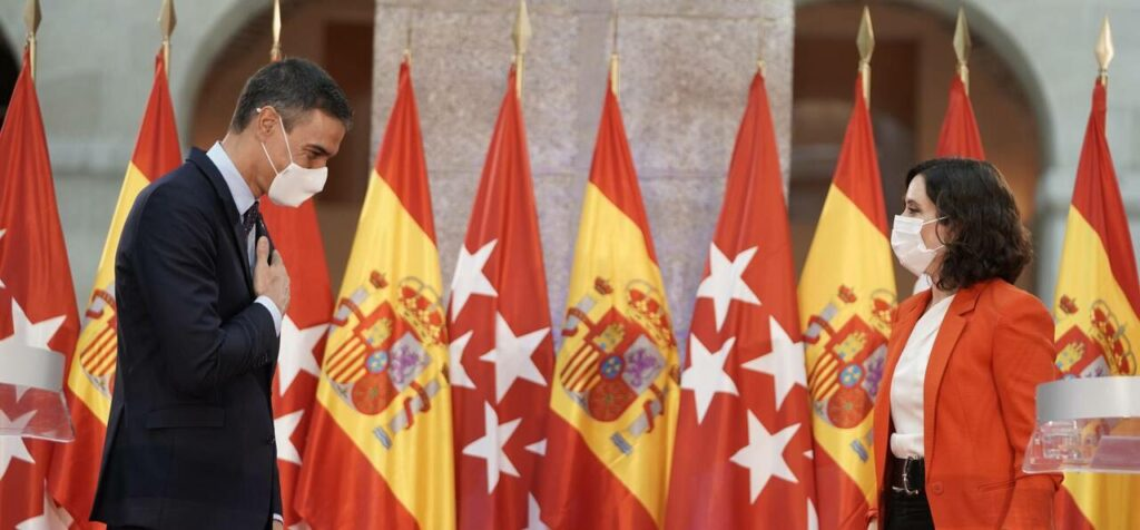 Lockdown in Madrid: Health or political crisis?