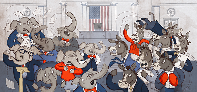 Is a Multi-Party Political System possible in the United States?