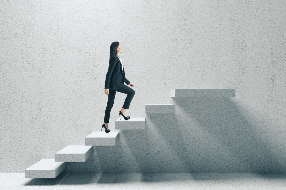 Women in politics: The ladder's missing step