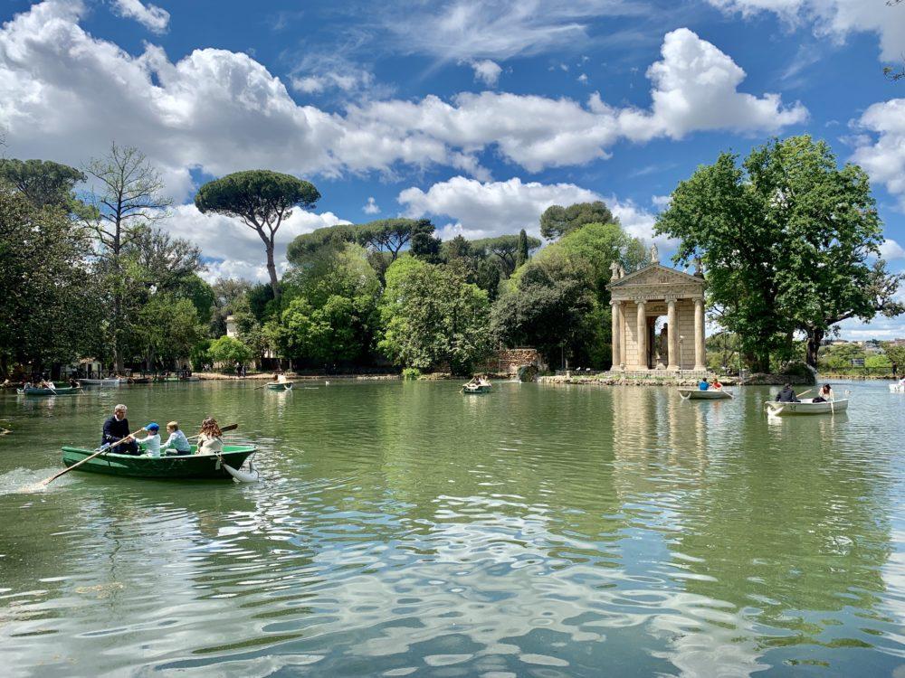 Βίλα Μποργκέζε: Ένας επίγειος παράδεισος στην καρδιά της Ρώμης | OffLine  Post
